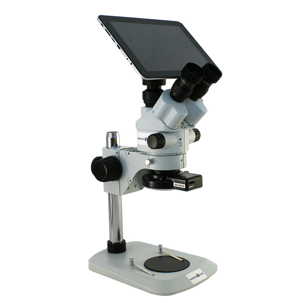 Richter Optica S6LCD-SPS Tablet Digital Stereo Zoom Microscope