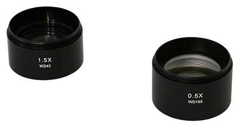 Richter Optica S6 Stereo Microscope Auxiliary Lenses