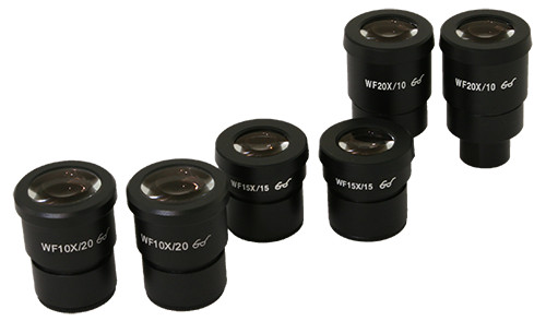 Richter Optica S6-EYE Stereo Microscope Eyepieces for the S6